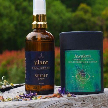 Soul Awaking - Spirit spray and Awaken Tea blend
